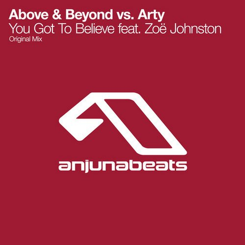You got to go (Seven Lions remix) Above & Beyond feat. Zoe Johnston