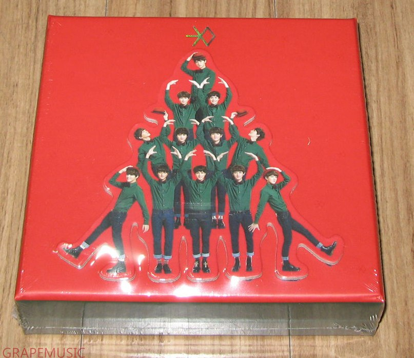 Miracles in December EXO-K