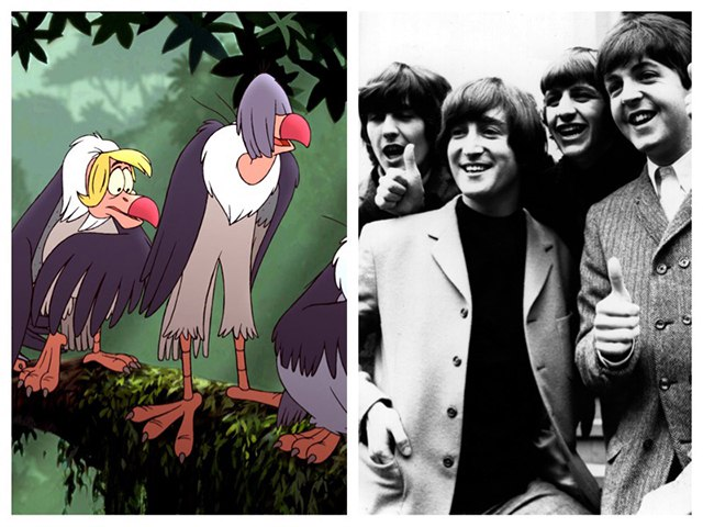 Lucy In The Sky With Diamonds (Yellow Submarine) The Beatles