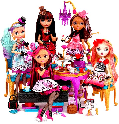Ever After High Theme EAH