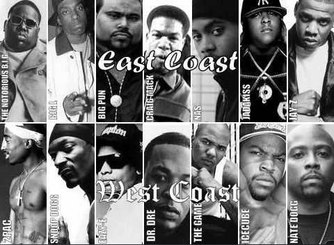 West coast Snoop Doog ft. X Zibit ft. The Game