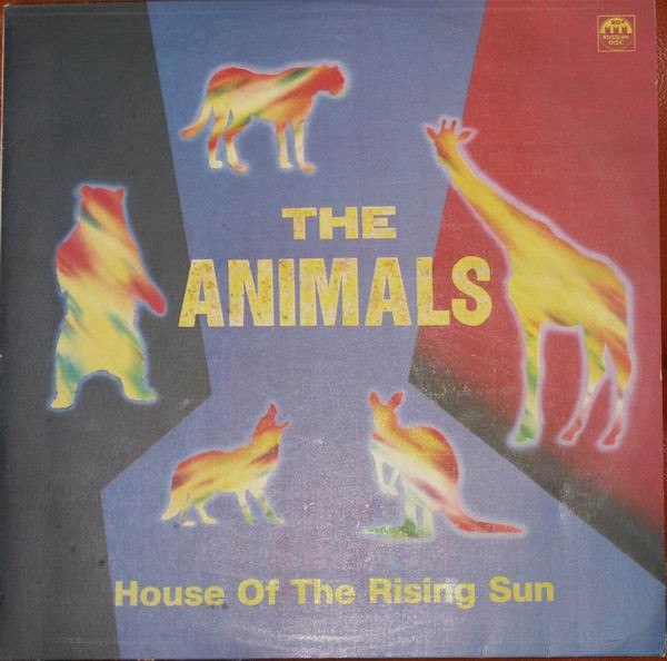 House Of The Rising Sun The Animals