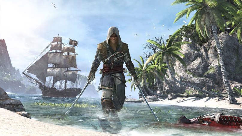 The Drunken Sailor Assassins creed 4 black flag