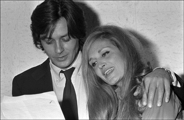 Paroles, paroles, paroles... Alain Delon & Dalida